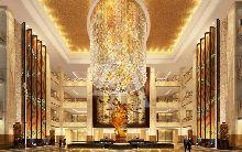 拉萨飞天国际大酒店-大堂设计