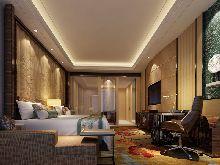 拉萨飞天国际酒店-套房卧室设计