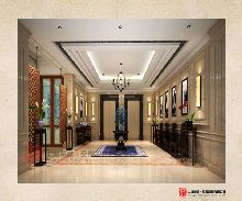 平顶山商务酒店设计案例――酒店大厅设计
