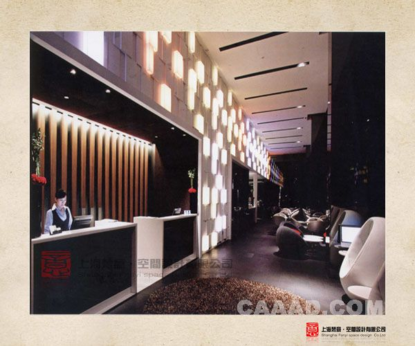许昌商务酒店设计案例