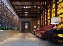 富鸿装饰洗浴设计作品大浪淘沙风尚酒店设计
