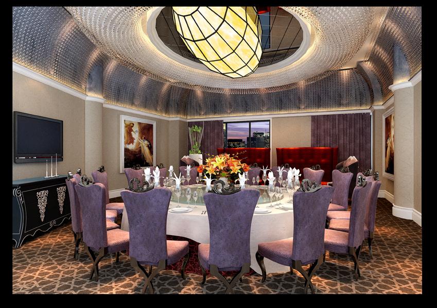 效果图 酒店/奥古斯都五星级酒店/包厢效果图欣赏共获得4 票上一张下一张