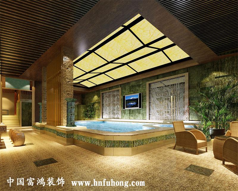 九州水韵商务酒店-水疗中心