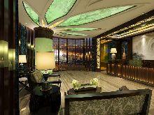 安缦精品酒店-大堂设计效果图