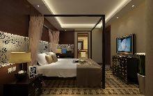 成都天辰酒店―客房设计效果图