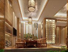 禹王集团会议中心设计效果图