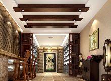 莱芜泰钢别墅室内设计