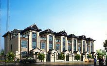 莱芜泰钢别墅设计