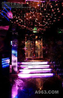 越南皇冠假日酒店酒吧设计-娱乐空间设计作品