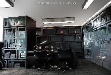 深圳办公室设计维文信公司OFFICE-办公空间设计作品