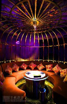 桑拿设计越南皇冠假日酒店-娱乐空间设计作品