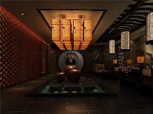 孔府家宴酒店装饰设计效果图