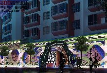 广州6698酒吧设计效果图-上海哲东顶尖酒吧设计公司