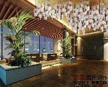 河南知名酒店装饰设计公司-郑州吴家驿站中式酒店装饰设计方案