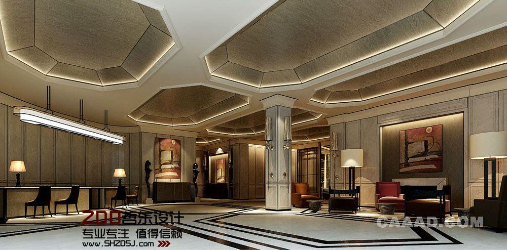 东方豪庭精品酒店设计方案