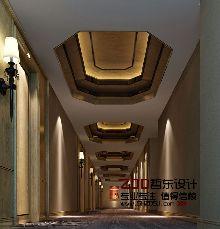 上海知名专业精品酒店设计公司-东方豪庭精品酒店设计方案